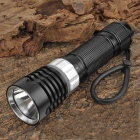 MagicShine MJ-876 SSC SST-50 1200lm 4-Mode White Diving Flashlight - Black (6 x 18650)