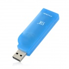 ССК SCRS028 USB 2.0 CompactFlash CF Card Reader - Blue