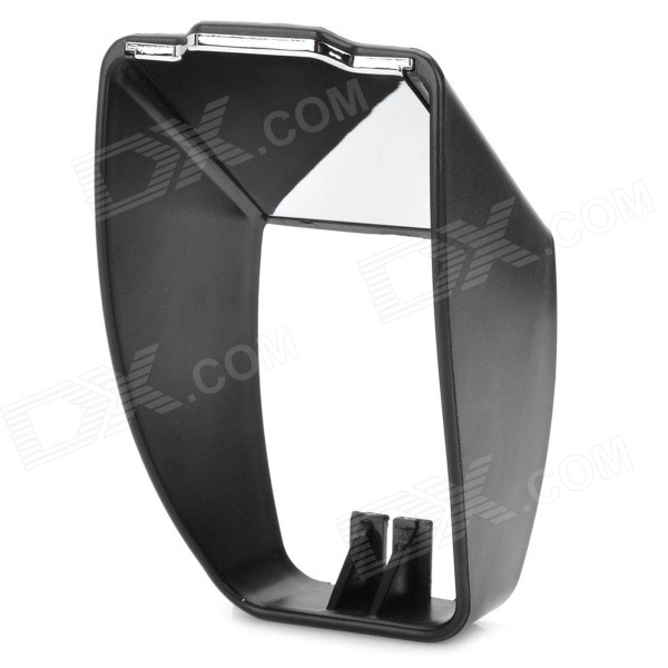 Portable Lights Tipper Pop up Flash Diffuser for Canon / Nikon DSLR - Black