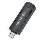 E4000+2832U USB DVB-T TV Receiver Stick - White + Black