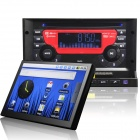 "DT-6208 7.0"" Resistive Screen Android 2.3 Car DVD Media Player w/ Wi-Fi / GPS / FM Radio / TV"