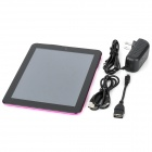 "M888 8"" Capacitive Screen Android 4.1 Dual Core Tablet PC w/ TF / Wi-Fi / HDMI / Camera - Deep Pink"