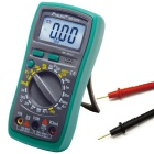 "Pro'sKit MT-1210 2.0"" LCD Digital Multimeter - Blue + Deep Grey (1 x 9V Battery)"
