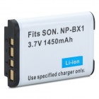 """1450mAh"" NP-BX1 BX1 Li-on Battery for Sony Cyber-Shot DSC-RX100 RX100 RX1 BX1"