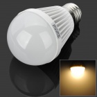 QP907 E27 9W 720lm 3000K 40-SMD 2835 Warm White Light 40-LED Bulb - White