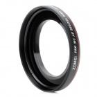 ZOMEI 52mm 0.45X Super Thin Wide Angle Lens for Nikon / Pentax Camera - Black