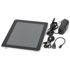 "97M 9.7"" Capacitive Screen Android 4.0 Tablet PC w/ TF / Wi-Fi / Camera / G-Sensor - Silver"