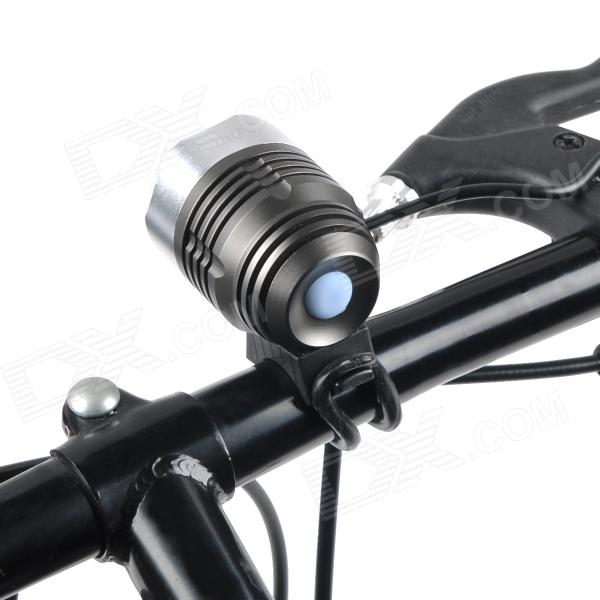 SingFire SF-90 4-Mode 1000lm White Bicycle Headlamp - Silver + Grey (4 x 18650)