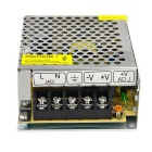 5V 5A Iron Case Power Supply - Silver (AC 110~220V)