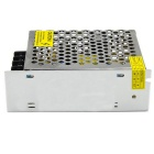 S-25-5 5V 5A Iron Case Power Supply - Silver (AC 110~220V)