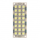 2W 4000mcd 6000K 24 Flux LED White Light Panel (12V)