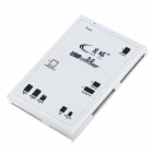 YQ-3 USB 3.0 SD / Micro SD / TF / MS / M2 / CF / XD Card Reader - White