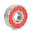 CYT 6302RS Sealed Ball Bearing for Motorcycle - Red + Silver