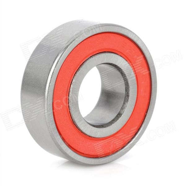 CYT 6202RS Sealed Ball Bearing for Motorcycle - Red + Silver 6202 2rs sealed deep groove ball bearing 15mm x 35mm x 11mm