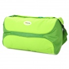 Panon PN-2863 Outdoor Picnic Water Resistant Warm / Fresh Food Keeping Shoulder Bag - Green
