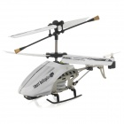 SanHuan SH-6025i 3.5-CH iPhone / iPad / iPod Remote Control R/C Helicopter w/ Gyro - White