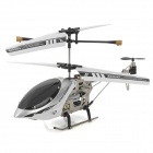 SanHuan SH-6026i 3,5-CH iPhone / iPad / iPod Remote Control R / C Helicopter w / Gyro - White