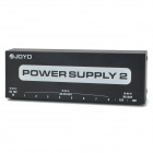 JOYO Jp-02 Multi Power Supply Adapter for Guitar Effect Pedals - Black