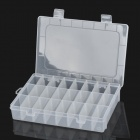 24-Compartment Free Combination Plastic Storage Box