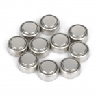 Accell LR44 / A76 1.5V Alkaline Cell Button Battery (10PCS)