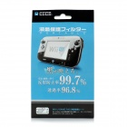 Protective Glossy PET Screen Protector for Nintendo Wii U - Transparent