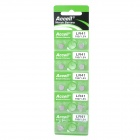 Accell LR41/192 1.5V Alkaline Cell Button Battery (10 PCS)