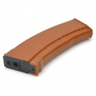 High Density Plastic Magazine for AK74u - Brown