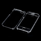 Protective Plastic Hard Case for IPHONE 5 - Transparent