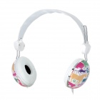 SSK EP-B001 Stereo Headphone for PC / Tablet - Multicolored (3.5 Plug / 120cm-Cable)