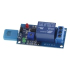DIY Humidity Switch Controller Module - Blue