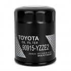 9015 YZZE2 Oil Filter for Toyota Camry / Corolla / Vios / Carola - Black