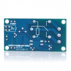 DC 12V Photoresistance Sensor + Relay Module Shield Board w/ Lead Cable - Blue