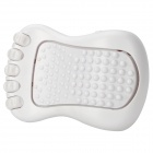 M-FOOT Portable Mini Vibrating Foot Relaxation Massager - White