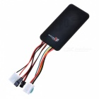 Multi-Function GSM / GPS / GPRS Vehicle Tracker - Black