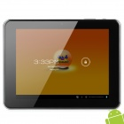 "ViewSonic VB80a Pro 8"" Capacitive Screen Android 4.0 Dual Core Tablet PC w/ Wi-Fi / Camera - Silver"