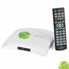 Android 4.0 Google TV Player w/ 1GB RAM / 4GB ROM / HDMI / YUV / Coaxial / CVBS / Ethernet / Wi-Fi
