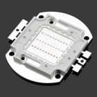 30W 600lm RGB Light 30-LED Module - Silver (30~34V)