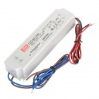 LPC-60-1750 Waterproof 60W 240V Constant Current LED Power Supply Driver - White