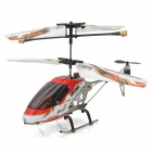 SH-6022-1 Rechargeable 3.5-CH IR Remote Control R/C Helicopter w/ Gyro - Red