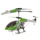 SH-6020-1 Rechargeable 3.5-CH IR Remote Control R/C Helicopter w/ Gyro - Green