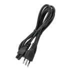 AC Power Cord / Cable for PC / Monitor - Black (Italian Plug / 150cm)