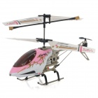 SH-6023-1 Rechargeable 3.5-CH IR Remote Control R/C Helicopter w/ Gyro - Pink