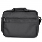 "Kingsons KS3028W Business Tote Bag w/ Shoulder Strap for 14.1"" Laptop Notebook - Black"