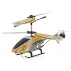SH-6025-1 Rechargeable 3.5-CH IR Remote Control R/C Helicopter with Gyro - Yellow