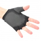 DS5708 Sports Protective Fitness Glove - Black (Size M / Pair)