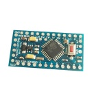 DIY ATMEGA328P 16MHz Electric Block Module - Blue