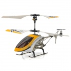 SH-6026-1 Rechargeable 3.5-CH IR Remote Controlled R/C Helicopter w/ Gyro - Yellow