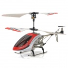 SH-6026-1 Rechargeable 3.5-CH IR Remote Controlled R/C Helicopter w/ Gyro - Red