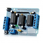 L293D Motor Driver Expansion Board Motor Control Shield - Blue