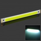 7022 DIY 10W 1050lm 6000K COB LED White Light Rectangle Strip - Yellow (DC 12~14V)